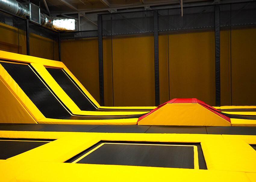 Parkour Jump aréna Tábor Sezimovo Ústí
