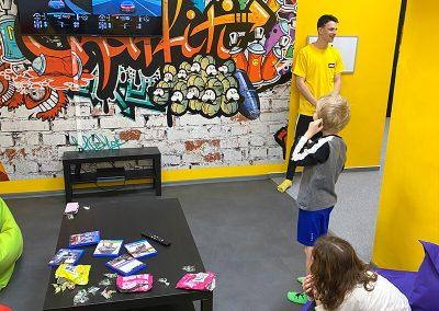 GAMEZONE v Jump and kids aréně Sezimovo Ústí u Tábora